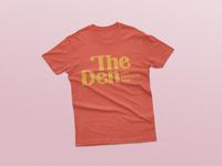 The Den Visual Identity- Pt 2
