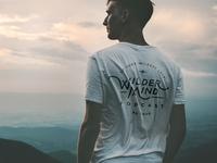 T-shirt Mock-up | Wilder Mind Podcast