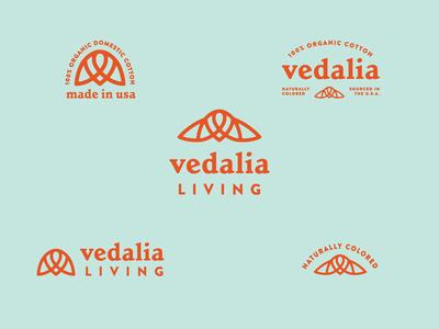 Vedalia Logo Exploration