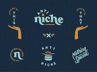 Anti Niche Brand Elements