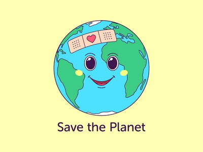 Take care about Earth