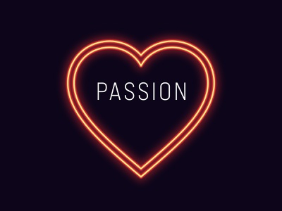Neon Heart Frame red light social media passion valentine day love vector element glow effect fashion trend futuristic background illuminated presentation layout stories template post double outline heart shape neon border frame heart neon light