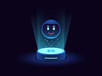 Chat Bot Station