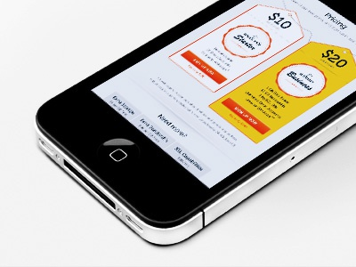 Pricing iphone
