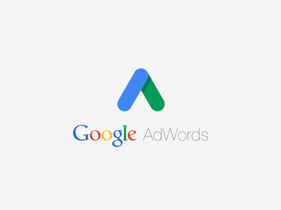 Google AdWords Logo Concept mark android material design advertising rebrand brand branding shadow identity visual symbol