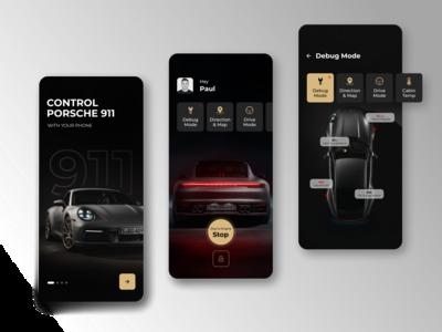 App Control Porsche 911
