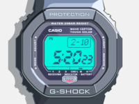 G-SHOCK comic
