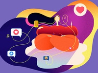 Social meedia