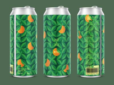 Orange Milkshake IPA
