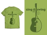 Sing & Swing Shirt 2019