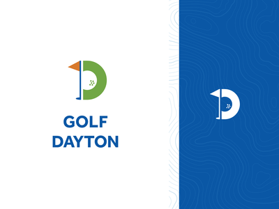 Golf Dayton Logo