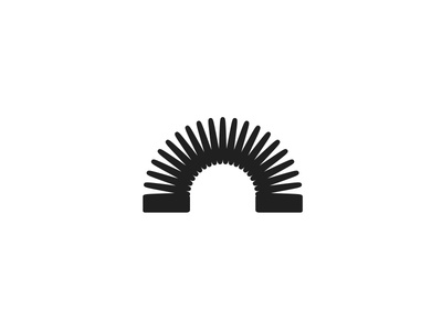 Remember the slinky? freebie 90s icon noun project