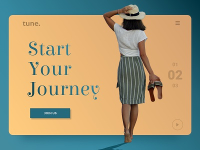 Website design concept for travel blog 2020 minimal sketch app website web branding ux ui design