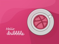 Morning Coffe dribbble