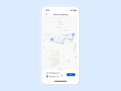 Daily UI #020 -  Location Tracker location tracker tracker daily ui dailyui dailyuichallenge