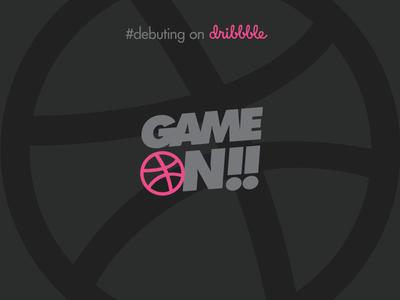 Game On!! #debuting debut art direction basketball