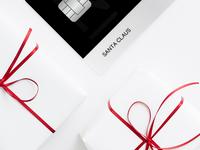 N26 Black Card x Santa Claus