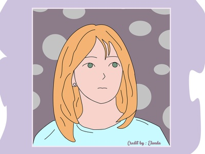 Her flatdesign animation woman girls girl character design avatar characterdesign illustrations