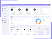 HR Web Dashboard