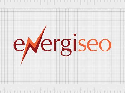 Energiseo.com identity web minimal lettering illustration typography website naming name ideas logo entrepreneurship domain design company name business name branding agency branding brand