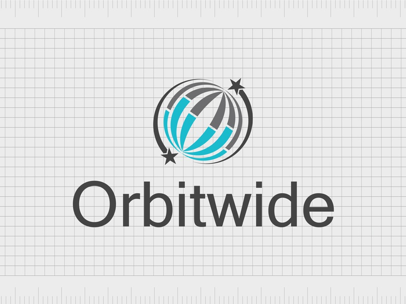 Orbitwide.com identity web minimal lettering illustration typography website naming name ideas logo entrepreneurship domain design company name business name branding agency branding brand
