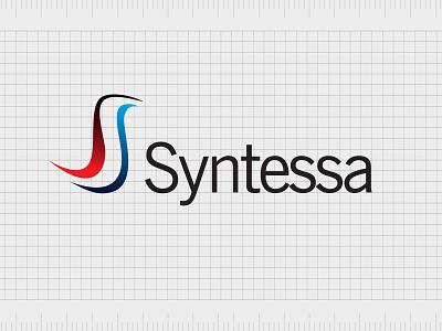 Syntessa.com identity web minimal lettering illustration typography website naming name ideas logo entrepreneurship domain design company name business name branding agency branding brand