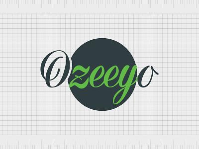 Ozeeyo.com identity web minimal lettering illustration typography website naming name ideas logo entrepreneurship domain design company name business name branding agency branding brand