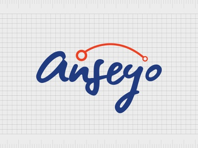 Anseyo.com identity web minimal lettering illustration typography website naming name ideas logo entrepreneurship domain design company name business name branding agency branding brand