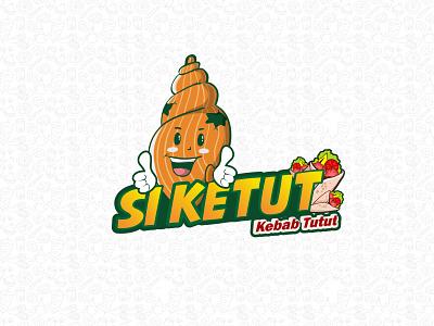 Logo Design - Kebab Si Ketut feeds food design logo