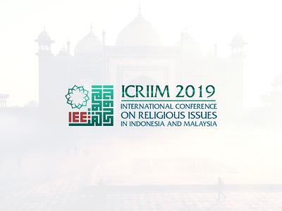 Logo design for IICRIIM - Unida Gontor design typography branding logo