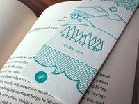 Designer Fund bookmark