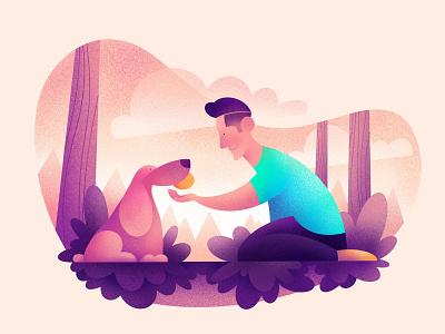 Fetch! illustration