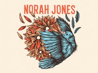 Norah Jones - Fall Tour 2015