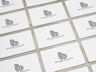 B Letter Monogram Logo agency icon design b icon luxury logo clothing clothing brand fashion logo b monogram monogram logo b letter logo concept minimal logotype typography illustration icon brand identity branding logo logo design