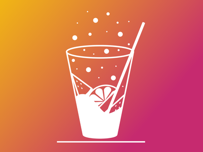 COCTAIL gradient drink digitalartwork hobby illustrator branding design affinity designer vector artwork art affinitydesigner affinity poster digitalart picture digitalgraphic digital graphicdesign graphic