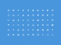 60 icons