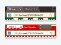 Browser Skin