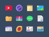 12 icons