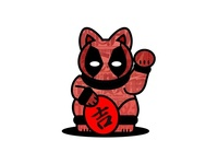 Kitty Cat Deadpool