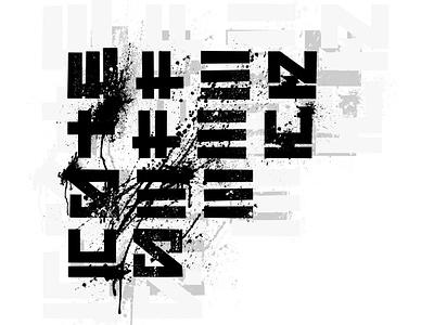 Fan art for the Netflix Series WTSU whentheyseeus netflix typography illustration vector art design branding art