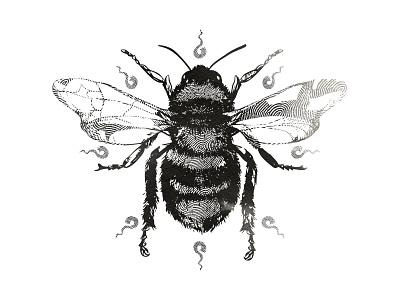 BEE Existence icon corporate branding company branding ai vector illustration logo a day logo vector art design branding art