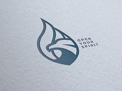 LOGO BRANDING SPIRIT COACHING (TM) company branding ai vector illustration logo a day logo vector art design branding art