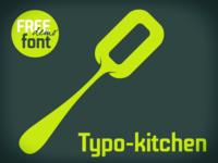 Free demo font: Kapak