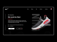 Nike Products Description Page