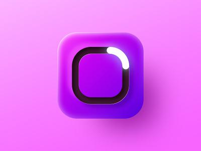 Drum machine button icon pad app store button drum machine neumorphic neumorphism music app icon design icon