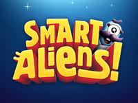 Smart Aliens - Logo