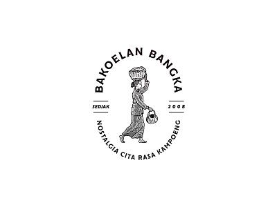 Bakoelan Bangka Logomark packaging packagingdesign brandinglabels brandingdesign bakoelanbangka brandinglogo brandidentity brand branding identity logomarks logo
