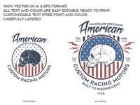 American Custom Racing Motors