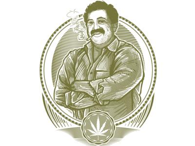 Highfarm Organic Marijuana Plantation