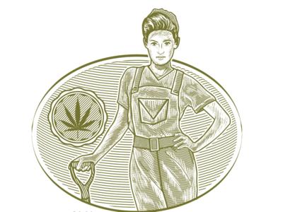 Highfarm Organic Cannabis Plantation #designforsale